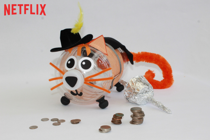 diy kitty bank