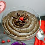 Valentine's Day Nutri Ninja Auto-iQ Chocolate Banana Mousse Recipe!