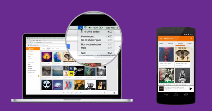 Store 50,000 Songs for Free on Google Play Music & Subscription Giveaway ($120 Value!)