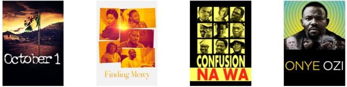 Netflix nollywood  april