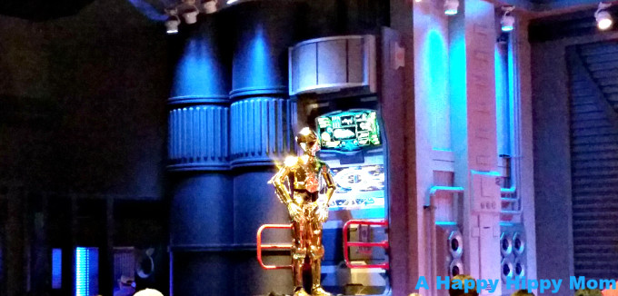 Star Tours  Disney