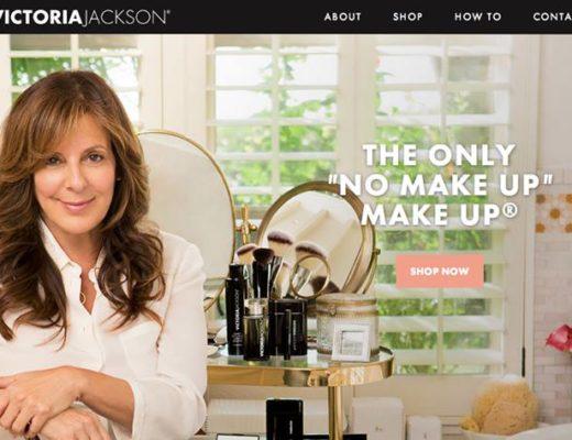 Victoria Jackson Cosmetics Giveaway