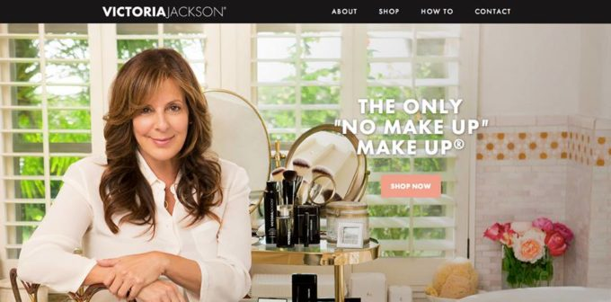 Victoria Jackson Cosmetics Bundle #Giveaway & 25%-off promo code! #BBLOGGER