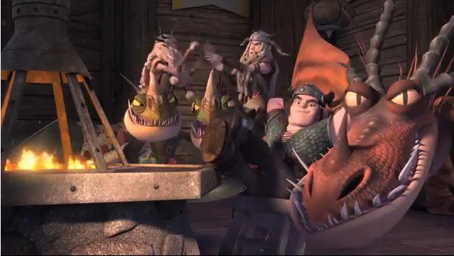 Netflix DreamWorks Dragons + April Picks! #StreamTeam
