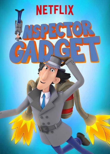 Netflix Inspector Gadget