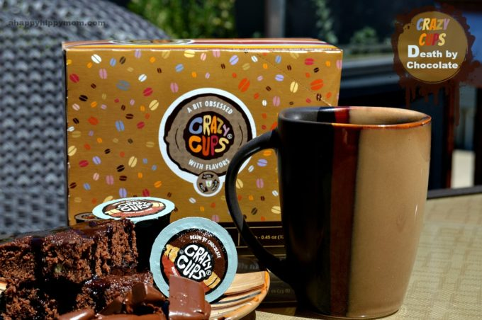 Crazy Cups Death By Chocolate Flavored Coffee & #Giveaway!