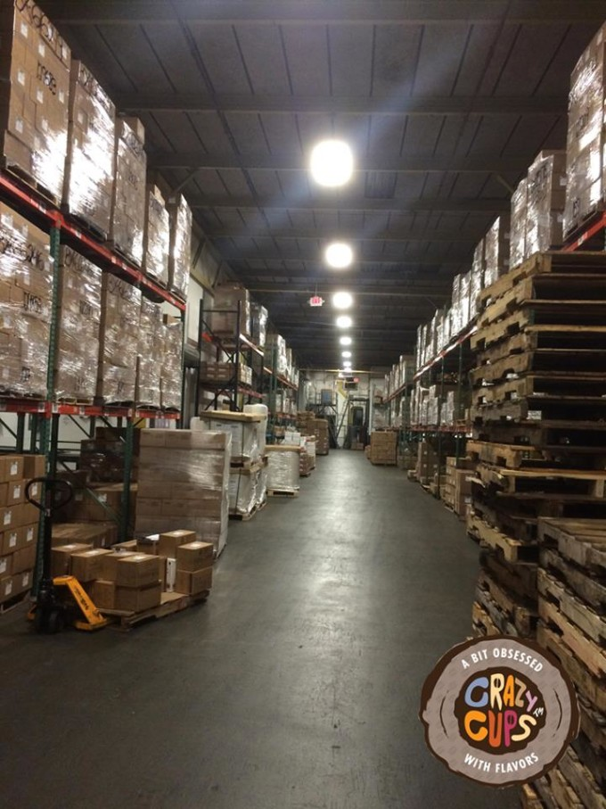 Crazy Cups Warehouse