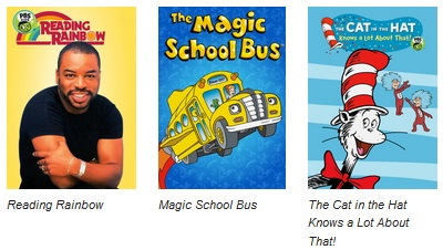 School Inspired Titles