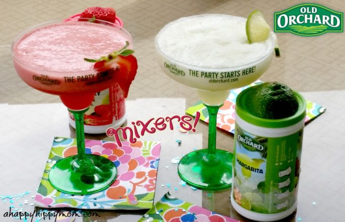 Summer Kitchen Essentials- Hamilton Beach Blender & Old Orchard Mixers #Giveaway