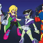 DC Kids Super Hero Creator & Warner Bros. Gift Set #Giveaway!