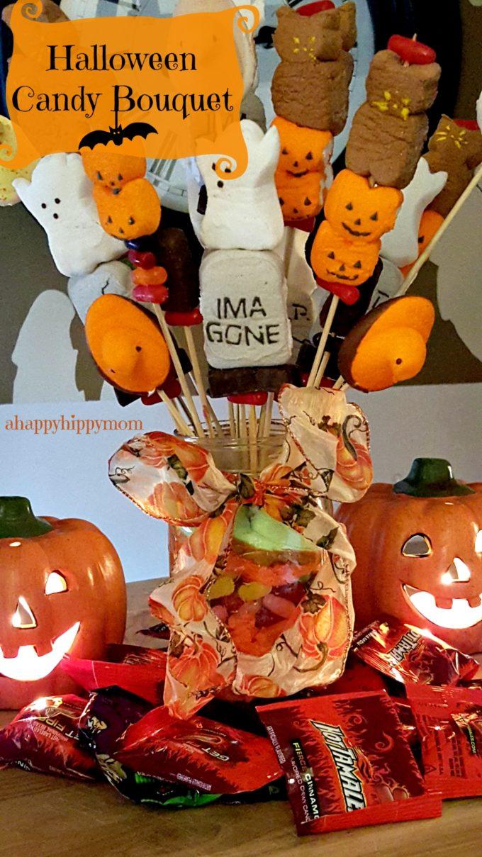 Halloween PEEPS, MIKE AND IKE, PEANUT CHEWS, oh my #Giveaway! #PEEPSONALITY