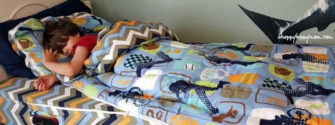 cozy kid bedding