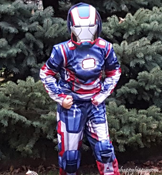 avengers costume