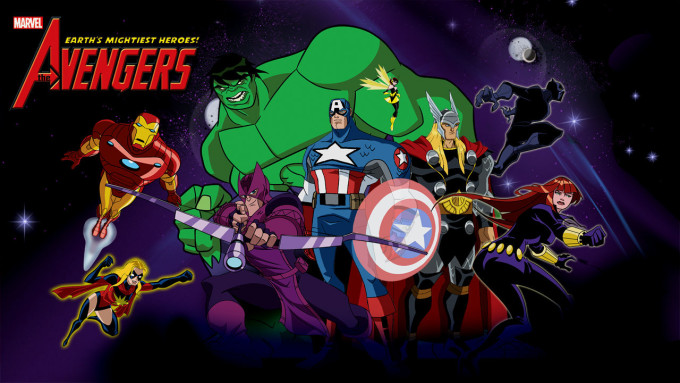 The Avengers_ Earth's Mightiest Heroes