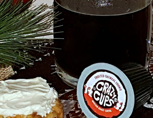 Crazy Cups Frosted Oatmeal Cookie Flavored Coffee