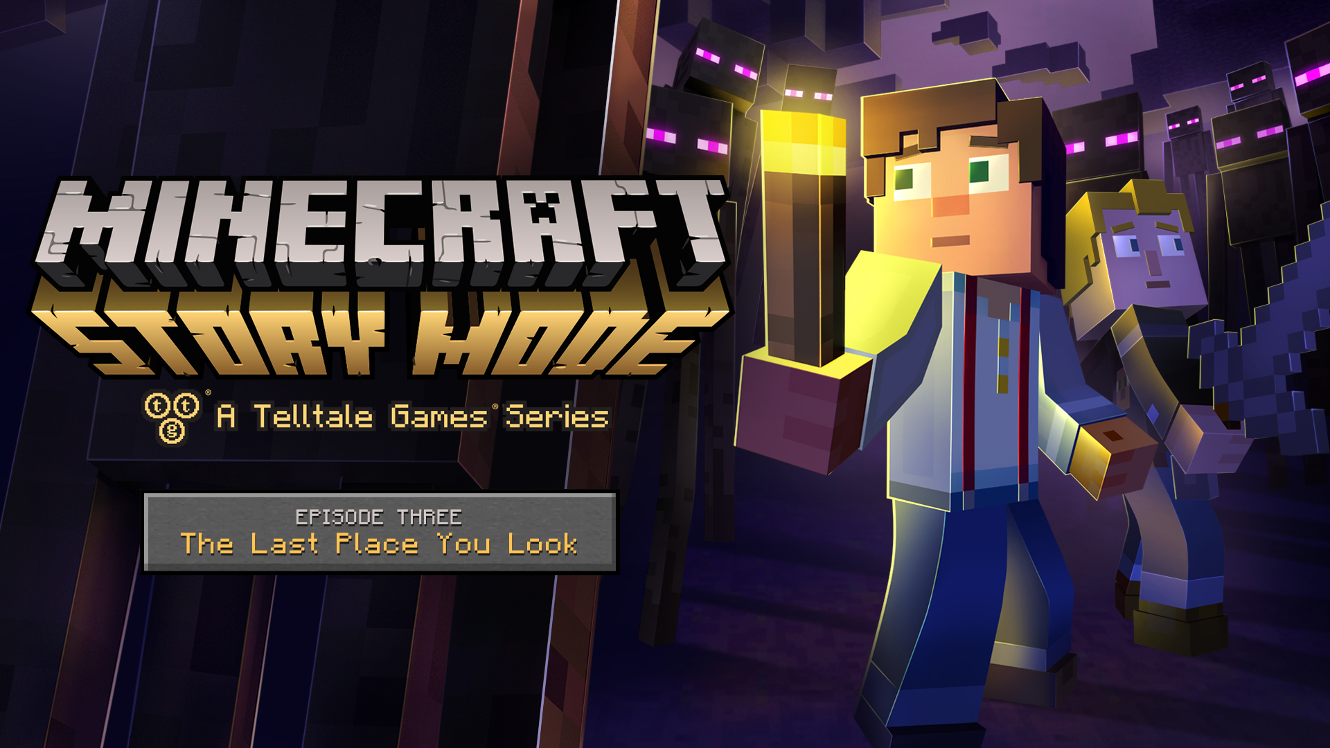 Minecraft story mode download free pc no software