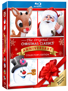 Original Christmas Classics Anniversary Collector's Edition & Free Holiday Activities!