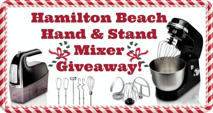 mixers giveaway