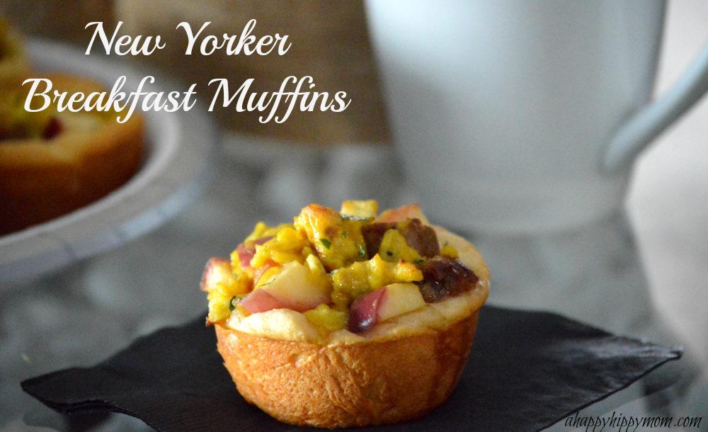 New Yorker Breakfast Muffins