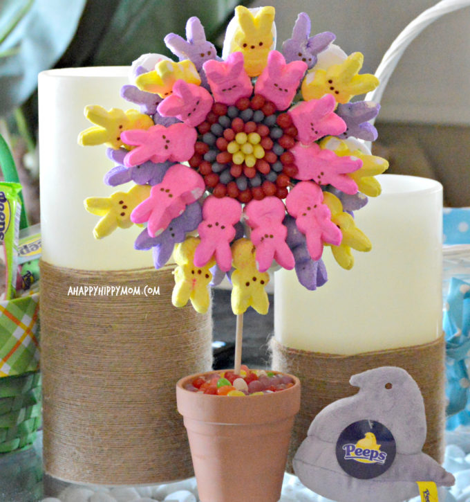 PEEPS® and PEEPS & COMPANY® Flash Sale, Exclusive Coupon, PEEPS® Flower Craft & Giveaway!