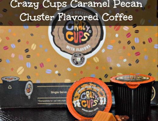Crazy Cups Caramel Pecan Cluster