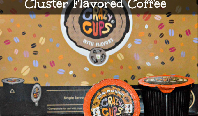 Crazy Cups Caramel Pecan Cluster Flavored Coffee Giveaway!