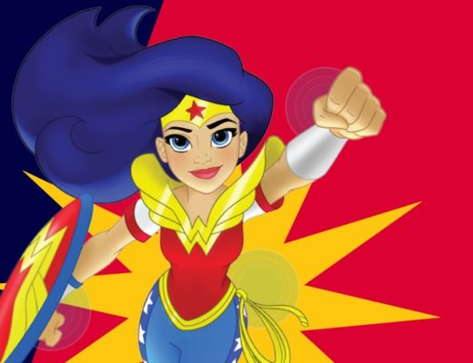 DC Super Hero Girls