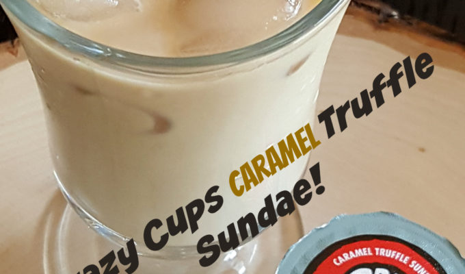 Crazy Cups Caramel Truffle Sundae Flavored Coffee Giveaway!