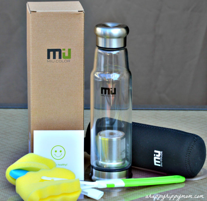 MIU COLOR with Tea Infuser