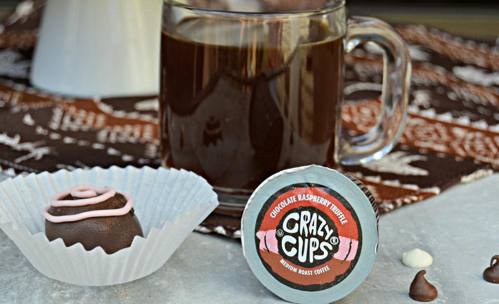 chocolate raspberry truffle coffee