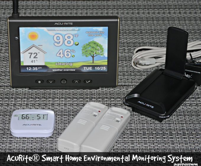 Acurite 174 Smart Home Environmental Monitoring System Review