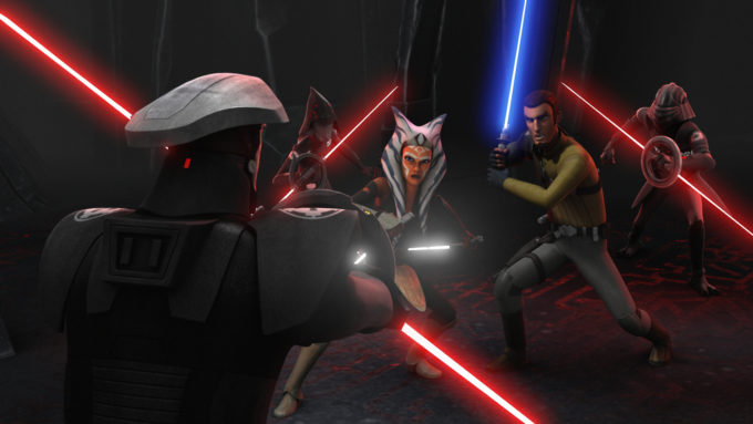 Star Wars Rebels: Complete Season 2