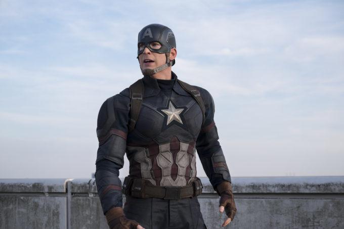Marvel's Captain America: Civil War..Steve Rogers/Captain America (Chris Evans)..Photo Credit: Zade Rosenthal..© Marvel 2016