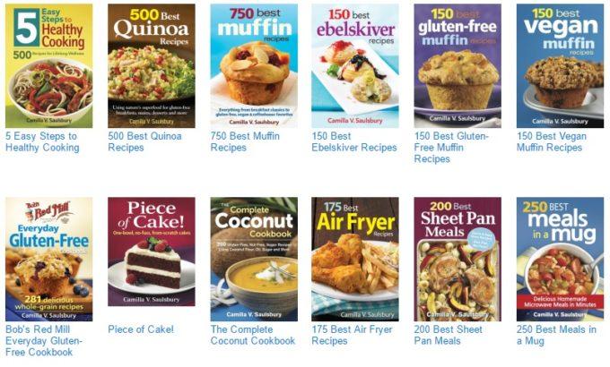 books-by-camilla-saulsbury