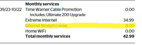 modem-charge