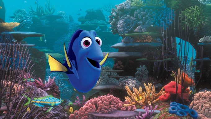 """Disney•Pixar's """"Finding Dory,"""" Swims Home In Time For The Holidays!"""