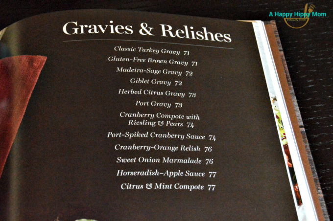 gravies-relishes