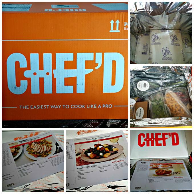 chef'd box