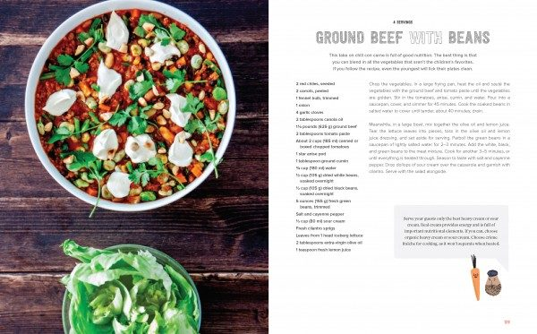 Hungry Family Cookbook