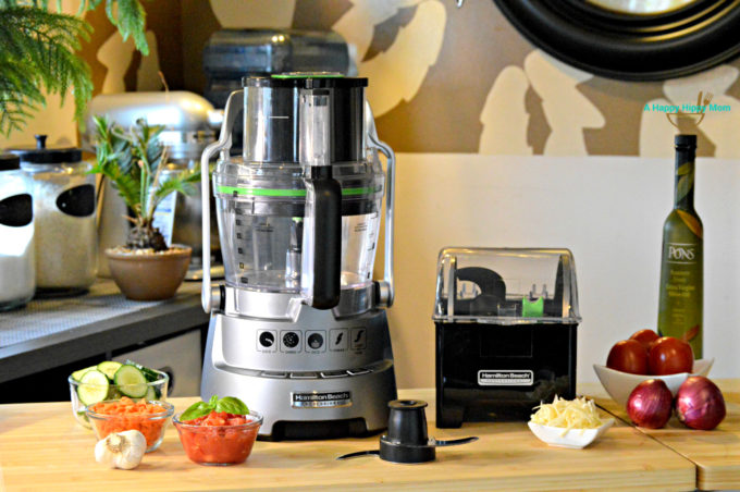 Weight Loss Arsenal-Hamilton Beach Professional Food Processor Giveaway! #HBPro