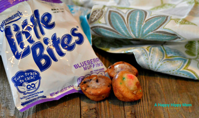 Entenmann's Little Bites ® Pouch Recycling Program & Giveaway!