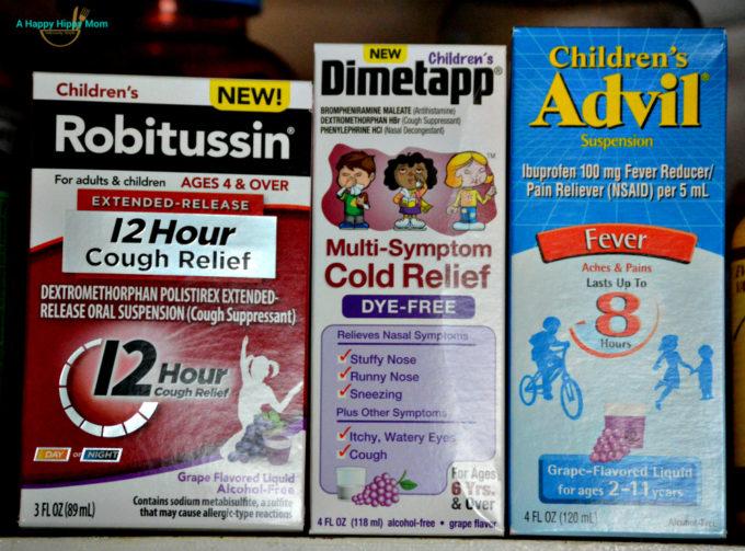 Pfizer Pediatric products