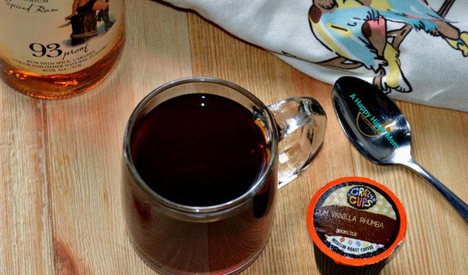 Crazy Cups Rum Vanilla Rhumba Review & Giveaway