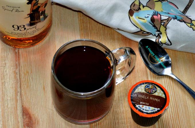 Crazy Cups Rum Vanilla Rhumba