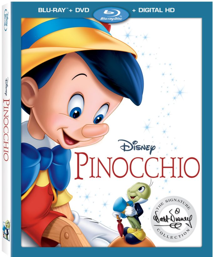 Pinocchio Walt Disney Signature Collection