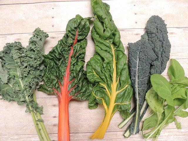 Arugula Swiss Chard Vegetable Kale Leafy Greens