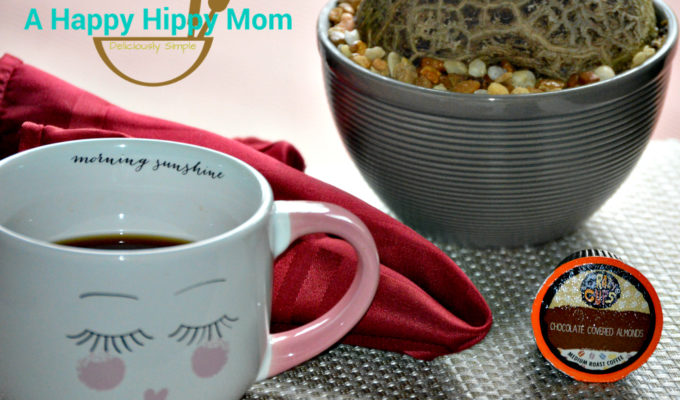Crazy Cups Chocolate Covered Almonds Flavored Coffee Review & Giveaway!