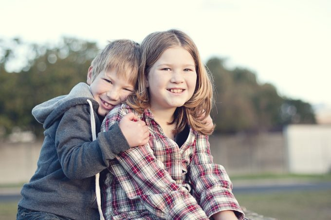 Sister-Girl-Children-Happy-Caucasian-Boy-Siblings