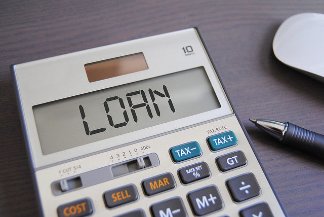 Loan on Calculator