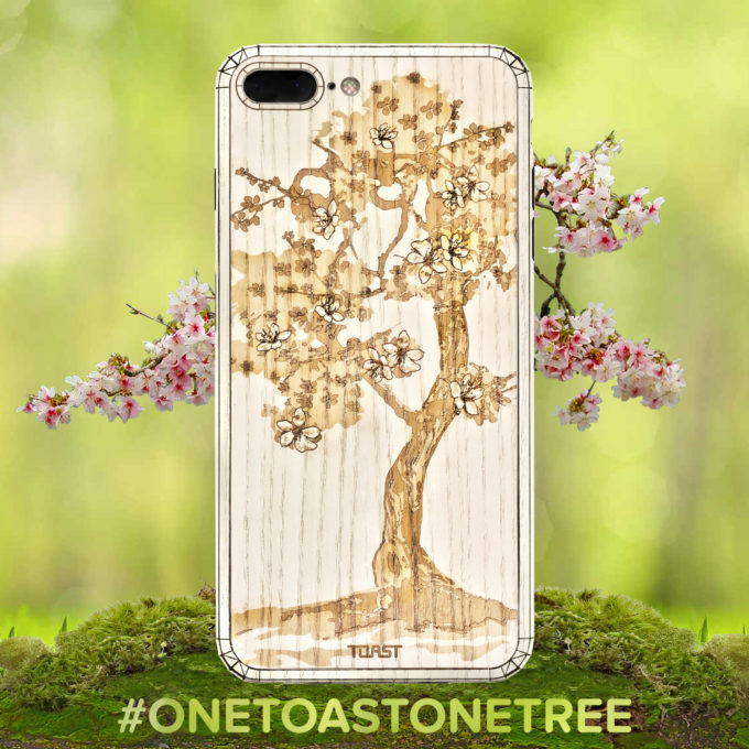 #OneToastOneTree on Earth Day and Get A Tree Planted for Free
